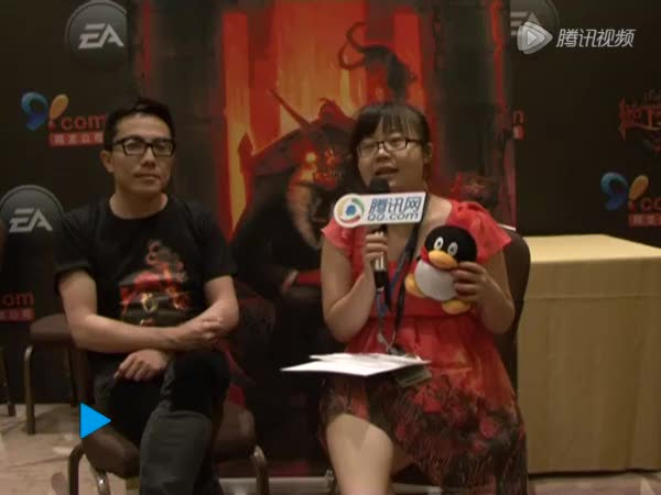 20110729网龙游戏副总裁林欣