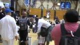 视频:张卫平篮球训练营 乔丹与营员打招呼
