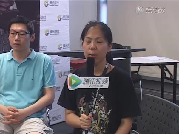 视频:专访第九大陆Webzen公司开发团队