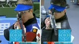 视频:大运男子50米三姿射击 中国选手摘银