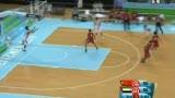 视频:第三节比赛结束 中国队59-57仅领先2分