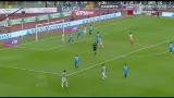 视频集锦:金克拉滚地龙 尤文客场1-1遭2连平