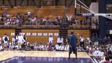 视频:张卫平篮球训练营 乔丹与小球迷互动