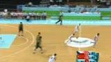 视频:男篮双方礼尚往来 你争我抢四次抢断