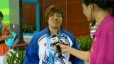 视频:李阳错失举重金牌 虽留遗憾但必会成功