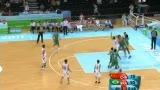 视频:中国队进攻受阻 巴西反击上演双手暴扣