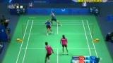 视频:羽毛球混双泰国暂时领先第一局