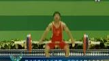 视频:男举56公斤级 黎立志获中国第三金