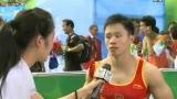 视频:刘荣兵对失误表示意外 屈居男全能第四