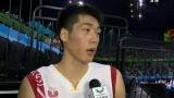 视频:中国球员自认打得太乱心 差距在篮板球
