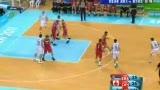 视频:男篮决赛加拿大攻势盛 梦幻脚步连得分