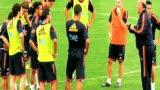 视频:蒂亚戈回归U21 博斯克难带他去欧锦赛