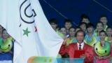 视频:深圳大运会 裁判员代表王宴双语宣誓