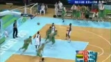 视频:立陶宛男篮快攻投篮 美国队战术被动