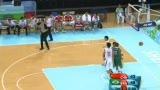 视频:男篮半场落后 防守不积极思想有问题