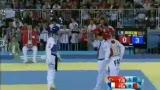 视频:男63公斤级跆拳道 土耳其硬汉成功卫冕
