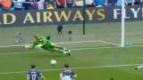 视频:阿奎罗戴帽 曼城3-0轻取维冈豪取4连胜