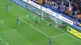 视频:梅西2球破纪录 巴萨3-0大胜桑坦德竞技