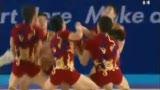 视频:大运会健美操比赛落幕 中国豪取五金