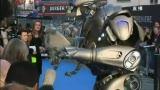 视频:《铁甲钢拳》伦敦首映