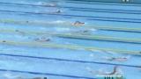 视频:实力超群 美国悍将800m自由泳夺魁