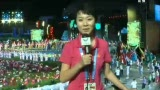 视频:大运闭幕式首次预演 狂欢会初现盛况
