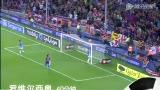 进球视频:比利亚打门被扑出 对手乌龙球送分