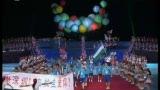 视频:大运会入场仪式 乌拉圭横幅致爱深圳
