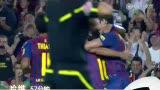 进球视频:梅西前场送妙传 哈维吊射羞辱门将