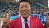 视频:大运会完美收官 工作人员动情离别