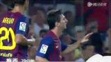 进球视频:法布雷加斯助攻 梅西完成帽子戏法