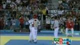 视频:跆拳道87公斤级 韩国夺大运最后一金