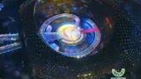 视频:大运会开幕式 灯光表演华丽迷人