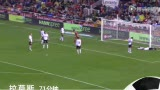 进球视频:厄齐尔角球助攻 拉莫斯甩头攻门