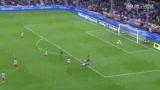 进球视频:梅西射门被封堵 米兰达忙中出错送乌龙