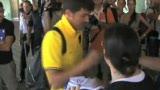视频:巴萨为欧洲超级杯适应性训练 皮克受伤
