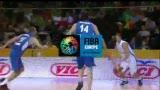 视频:欧锦赛17日两佳球 德拉季奇花哨拉杆