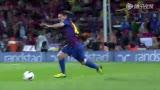 视频集锦:巴塞罗那5-0马德里竞技