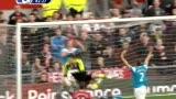 视频:红魔铁卫劲射划门而过 曼联失进球良机
