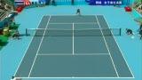 视频:网球女单 泰国卢安格纳姆胜队友夺冠
