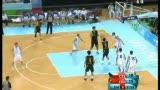 视频:中国男篮任骏威 篮下巧打捷克时间差