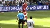 视频:热刺4-0完胜9人红军 阿德巴约梅开二度