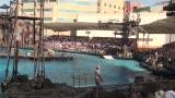 视频:张卫平篮球训练营 坠机表演暖场1
