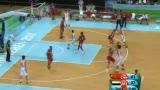 视频:中国队挡拆加突分 顾全投中第五三分球