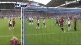 视频:席尔瓦建功巴里世界波 曼城3-2博尔顿
