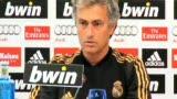 视频:穆里尼奥感谢主席支持 更喜欢中午比赛