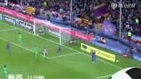 进球视频:梅西禁区起舞 连续过人轻松破门