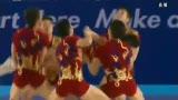 视频:健美操比赛落幕 中国军团豪取5金