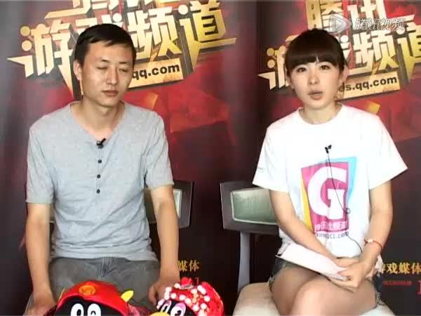 视频:专访上海烈风网络副总经理柴世昌