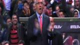 视频:穆里尼奥为球员敲警钟 皇马输球非意外